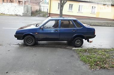 ВАЗ 21099  2007