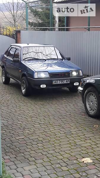 Lada (ВАЗ) 21099 2008 року