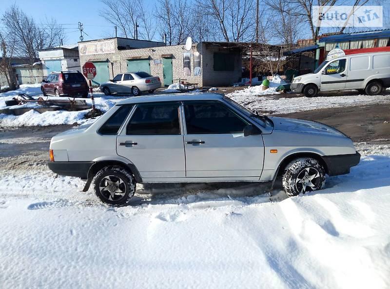 Lada (ВАЗ) 21099 2004 року