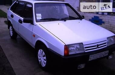 ВАЗ 2109  1992