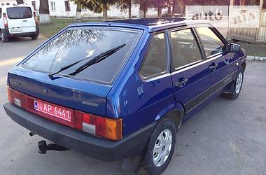 ВАЗ 2109 21093 + ГАЗ 2002