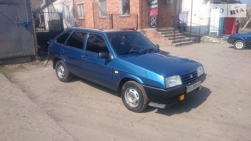 Lada (ваз) 2109 2002 г105