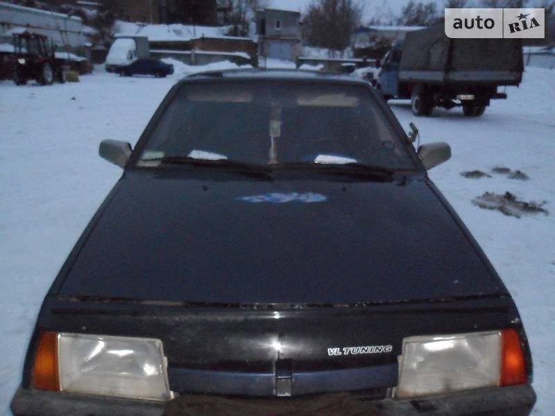 Lada (ВАЗ) 2109 1989 року