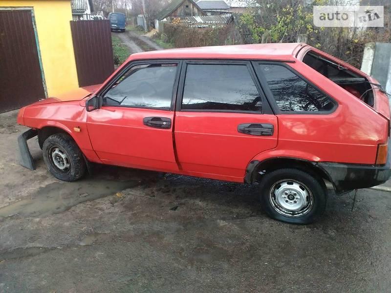 Lada (ВАЗ) 2109 1994 года