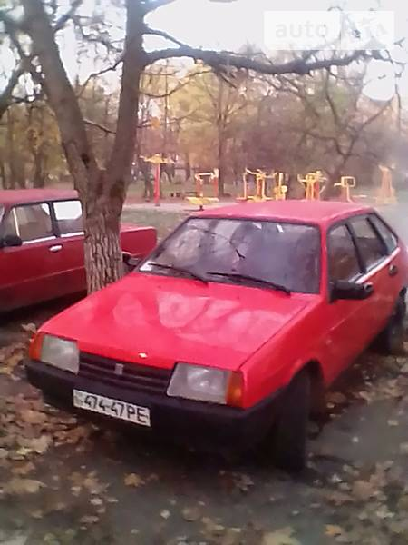 Lada (ВАЗ) 2109 1992 года