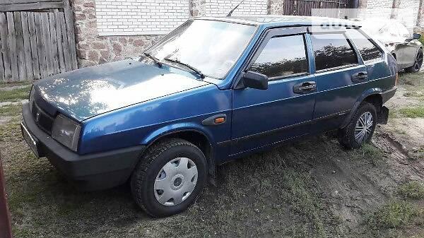 Lada (ВАЗ) 2109 1997 року