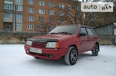 ВАЗ 2109 Hanseat 1991