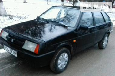 ВАЗ 2109  1989