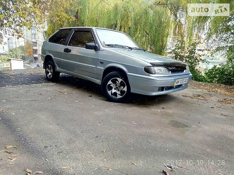 Lada (ВАЗ) 2113 (Samara2) 2008 року