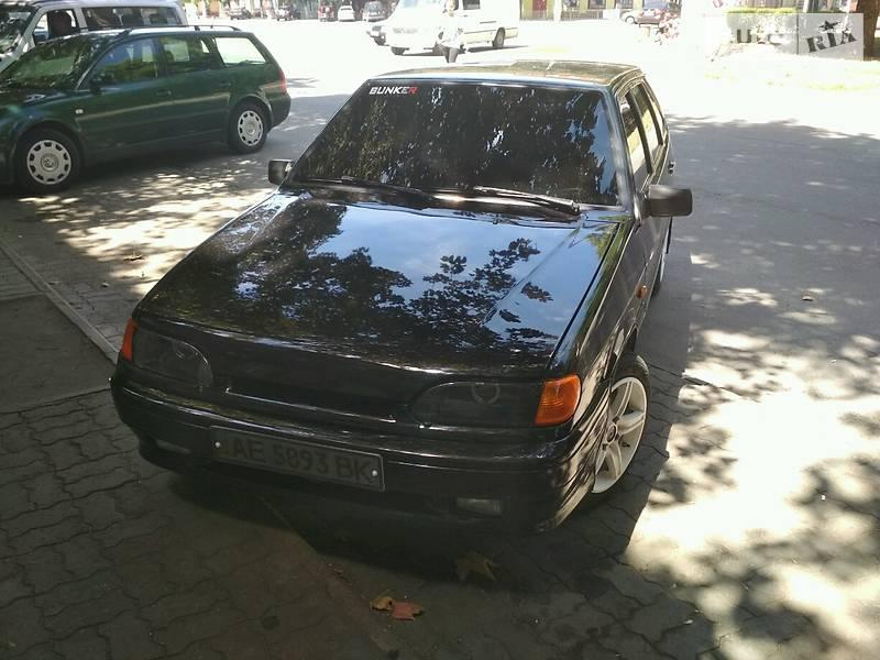 Lada (ВАЗ) 2114 (Samara2) 2008 року