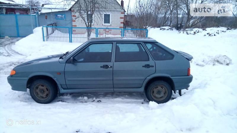 Lada (ВАЗ) 2114 (Samara2) 2010 року