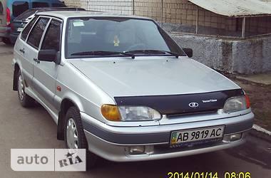 ВАЗ 2114 хечбек 2005