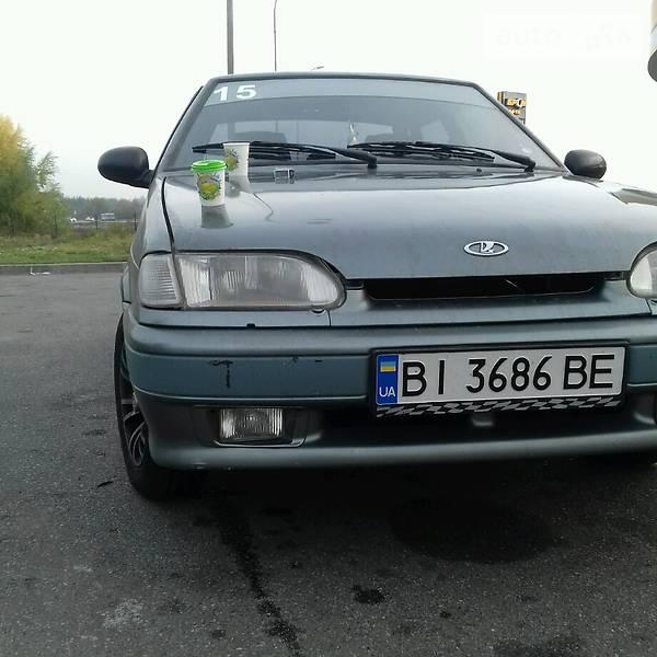 Lada (ВАЗ) 2115 (Samara2) 2007 року