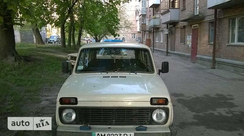 ВАЗ 2121