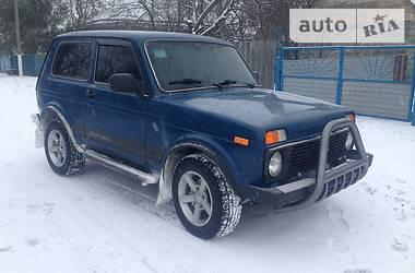 ВАЗ 2121 2012