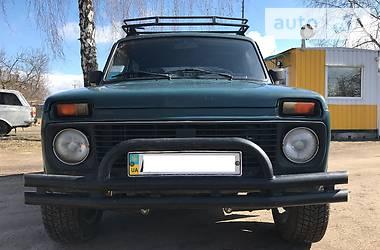 ВАЗ 2121 21213 1.7 2004