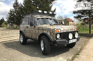 ВАЗ 2121 4X4 1989