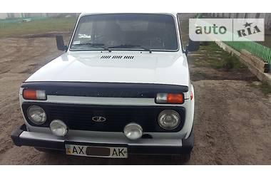 ВАЗ 2121  2007