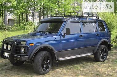 ВАЗ 2121  2001
