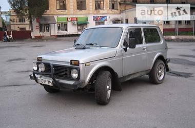 ВАЗ 2121 1989