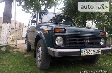 ВАЗ 2121 1.95 TURBO-DIESEL 2007