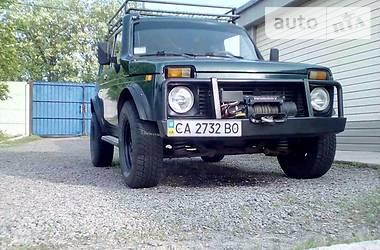 ВАЗ 2121 21213 1.7 2005