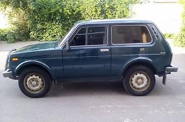 ВАЗ 2121 21214 1.7 i 2007