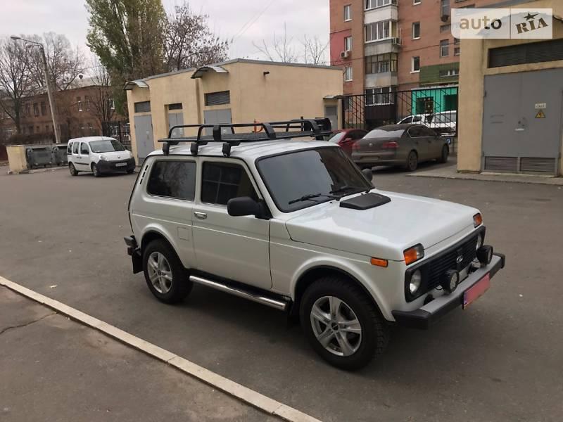 Lada (ВАЗ) 2121 (4x4) 2014 года
