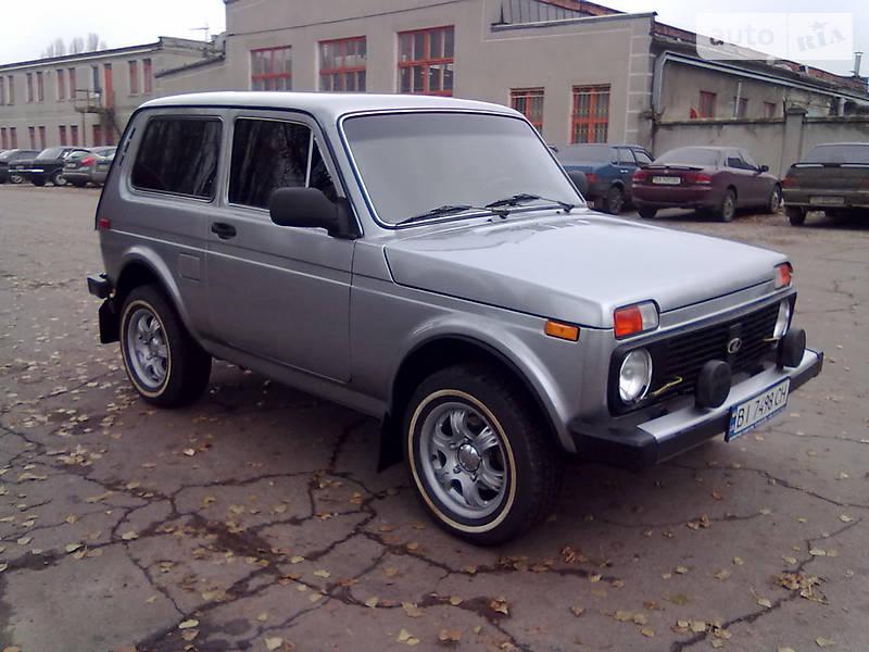 Lada (ВАЗ) 2121 (4x4) 1986 года