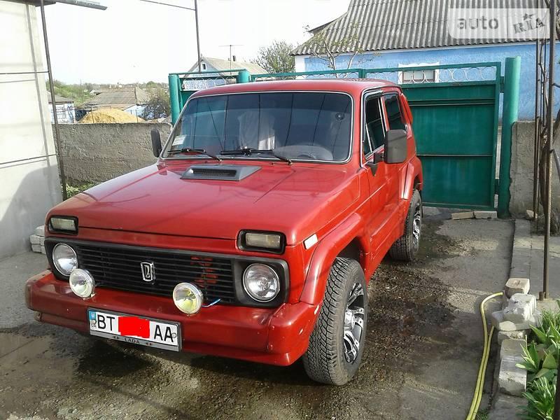 Lada (ВАЗ) 2121 (4x4) 1996 року