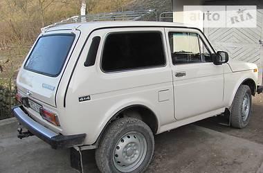 ВАЗ 2121 2121 1.6 1987
