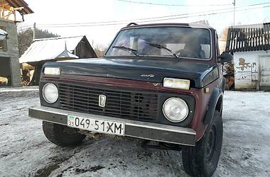 ВАЗ 2121 4х4 1986