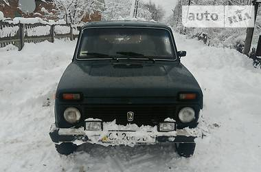 ВАЗ 2121  1986