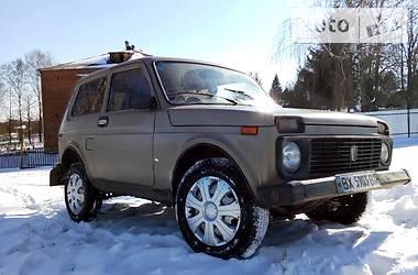 ВАЗ 2121  1988