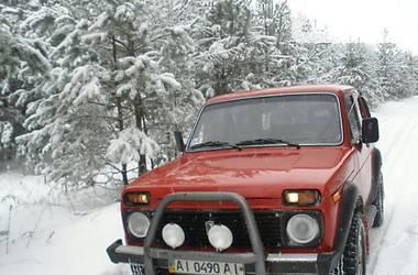 ВАЗ 2121  1995