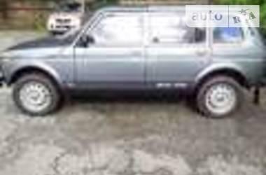 ВАЗ 2131 KEDR 2004