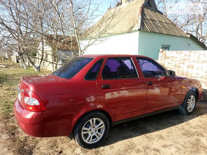 Lada (ВАЗ) 2170 2007 года