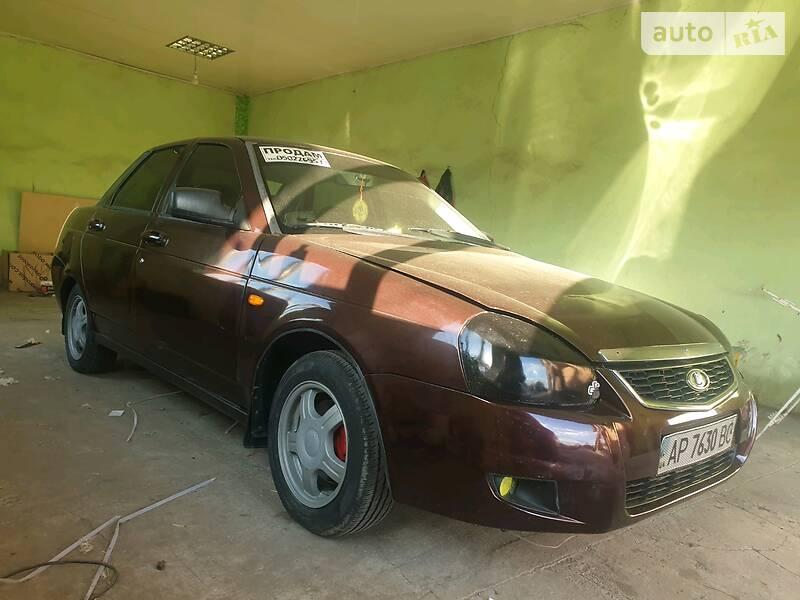 AUTO.RIA – Продам ВАЗ 2170 2008 бензин 1.6 седан бу в Энергодаре, цена 2999 $