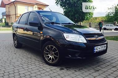 ВАЗ 2190 Гранта  2016