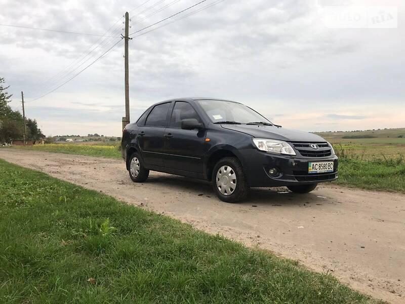 ВАЗ 2191