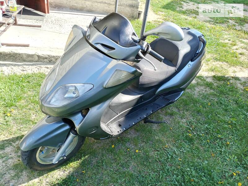 Макси-скутер Viper Cruiser