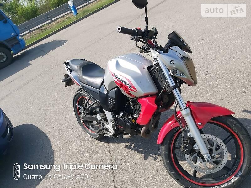 Мотоцикл Спорт-туризм Viper F2
