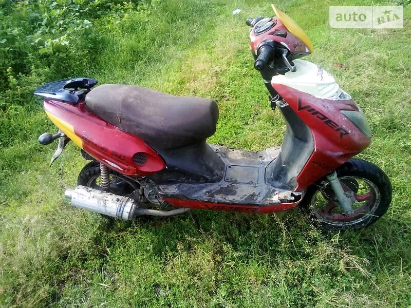 Макси-скутер Viper Race 50