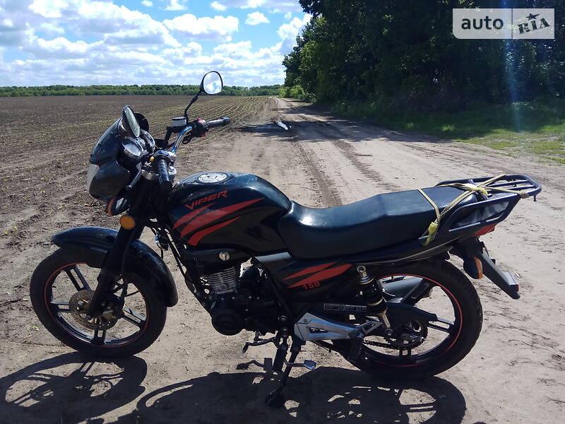 Мотоцикл Классик Viper Street