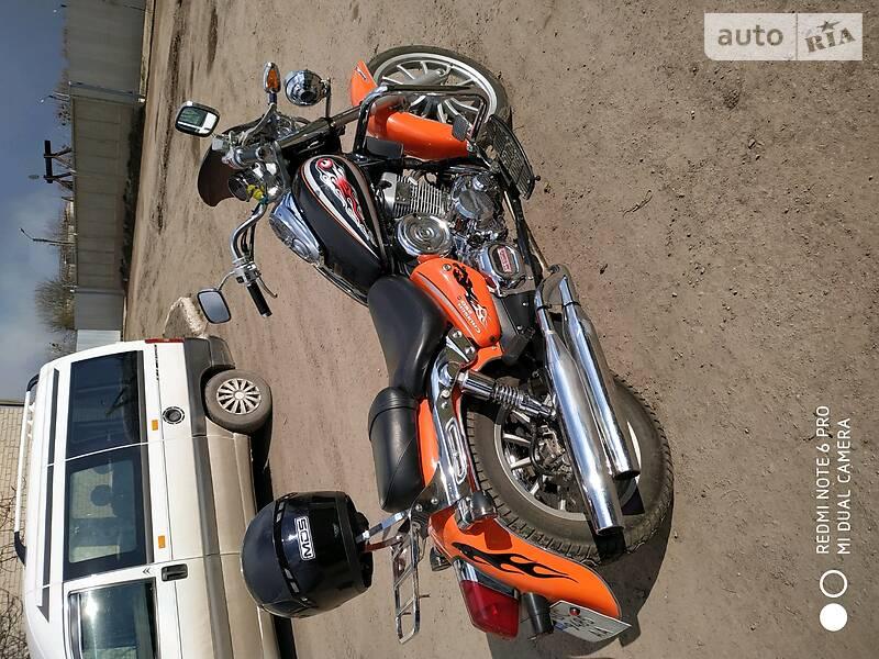 Мотоцикл Классик Viper V 250C