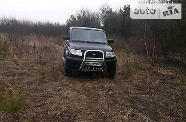Цены УАЗ 3163 Внедорожник / Кроссовер