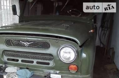 Характеристики УАЗ 469 Внедорожник / Кроссовер