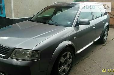 Характеристики Audi A6 Allroad Внедорожник / Кроссовер