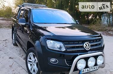 Характеристики Volkswagen Amarok Внедорожник / Кроссовер