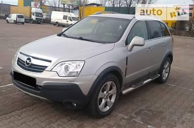 Характеристики Opel Antara Позашляховик / Кросовер